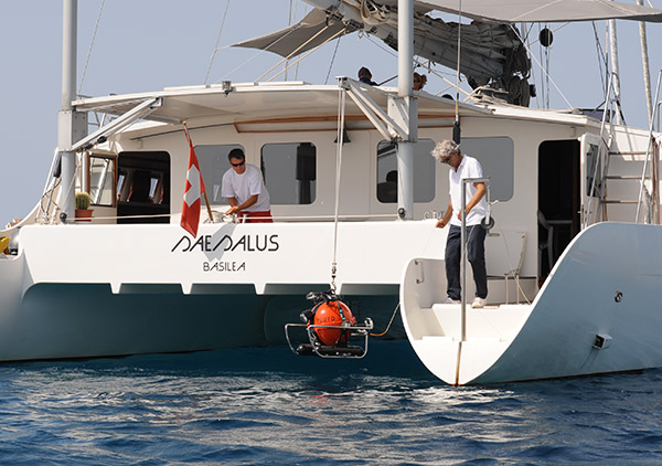 Daedalus Catamaran - Guido Gay